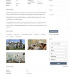 Screenshot: German Property Details Page