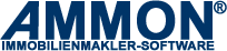 Logo: AMMON Immobilienmakler-Software