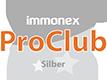 Logo: immonex ProClub Silver