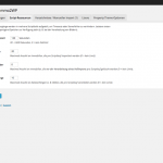 Screenshot: immonex OpenImmo2WP Settings