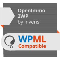 OpenImmo2WP Plugin Certificate of WPML compatibility